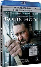 La copertina di Robin Hood - Director's Cut (blu-ray)