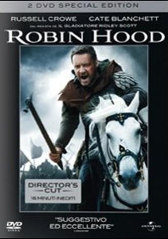 La copertina di Robin Hood - Special edition (dvd)