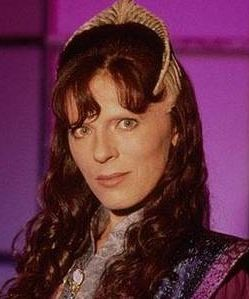 Mira Furlan in Babylon 5