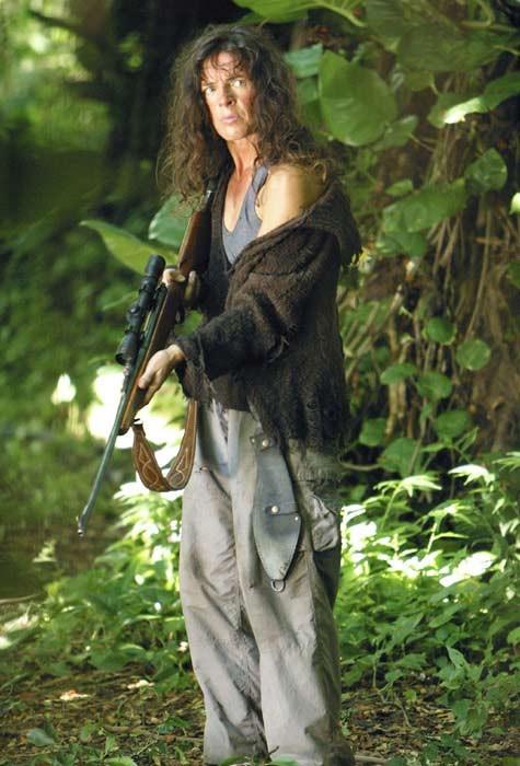 Mira Furlan in Lost