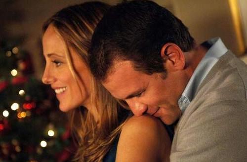 Katy McIntosh (Kim Raver) e suo marito (David Cubitt) in un momento di intimità prima della tragedia in Bond of Silence