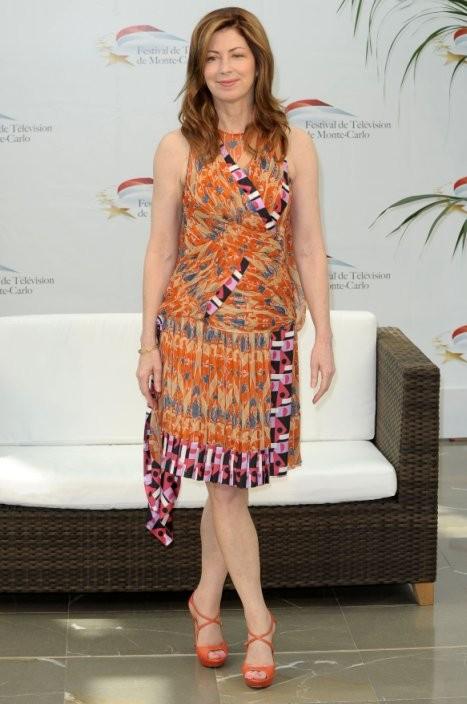 Dana Delany all'edizione 2010 del Television Festival di Montecarlo