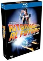 La copertina di Ritorno al futuro : La trilogia (blu-ray)