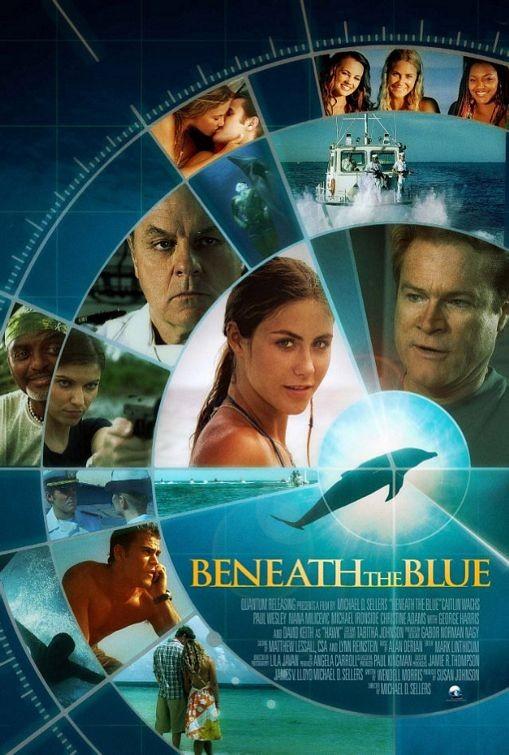 La locandina di Beneath the Blue