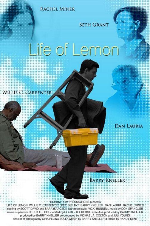 Nuovo poster per Life of Lemon