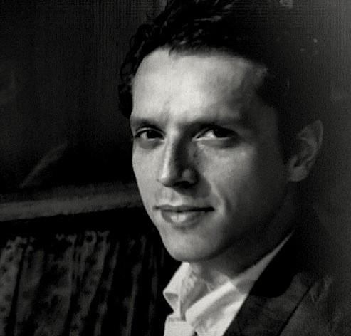 Un ritratto di Carmelo Galati.
