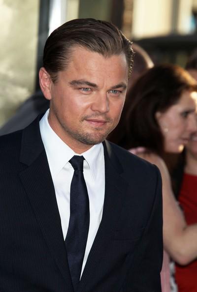 DiCaprio alla premiere di los Angeles di Inception