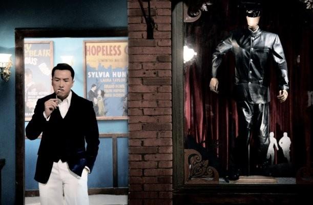 Donnie Yen in Legend of the Fist: The Return of Chen Zen
