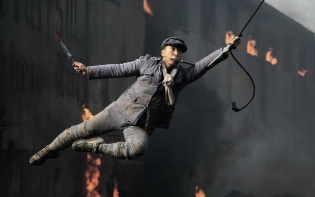 Donnie Yen nel film Legend of the Fist: The Return of Chen Zen