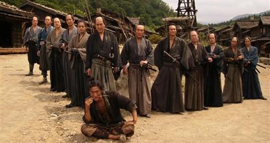 I 13 Assassins di Takashi Miike