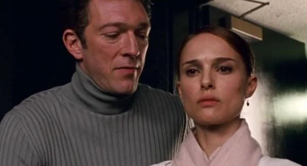 Natalie Portman e Vincent Cassel nel thriller Black Swan