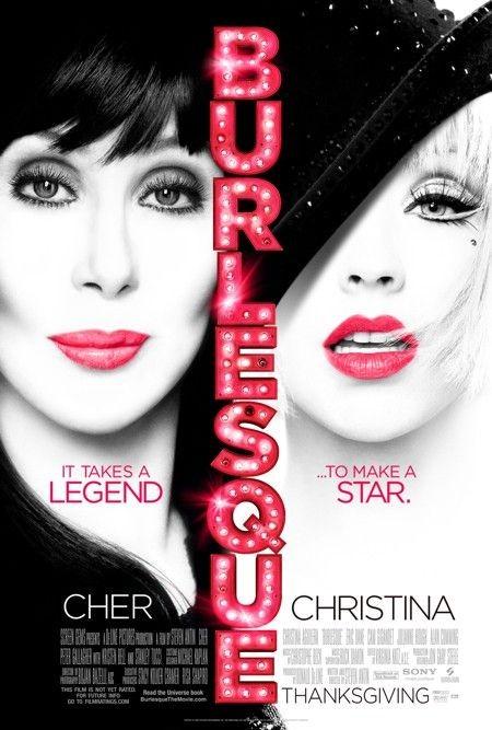 Nuovo poster per Burlesque