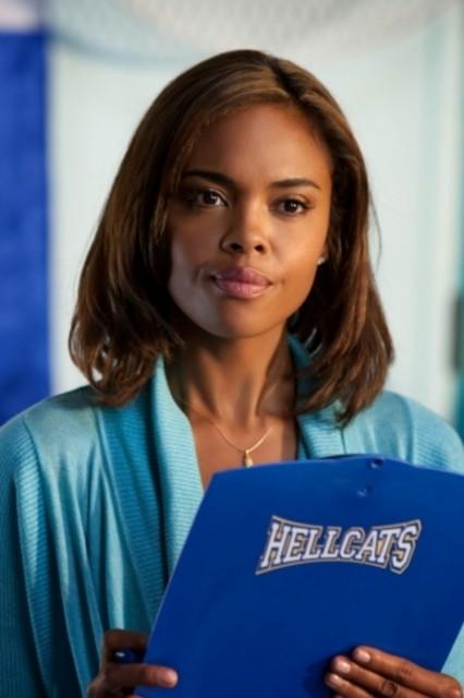 Sharon Leal nel pilot della serie Hellcats