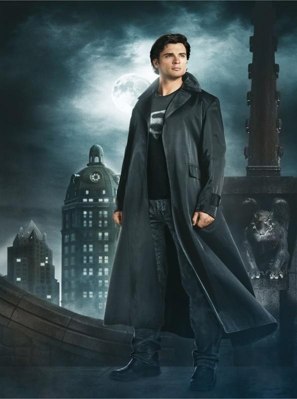 Un Artwork dedicato a Tom Welling per la nona stagione di Smallville