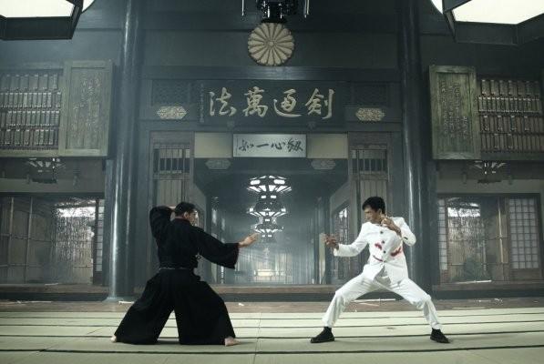 Un'immagine di Legend of the Fist: The Return of Chen Zhen con Donnie Yen