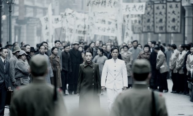 Un'immagine di Legend of the Fist: The Return of Chen Zhen con Donnie Yen e Qi Shu