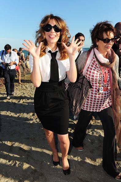 Isabella Ragonese è la madrina della Mostra del Cinema di Venezia 2010