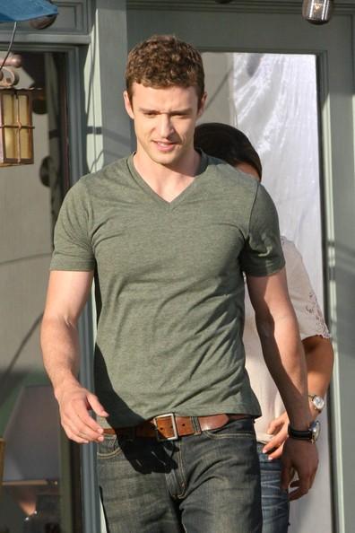 Justin Timberlake a Malibu, nel 2010