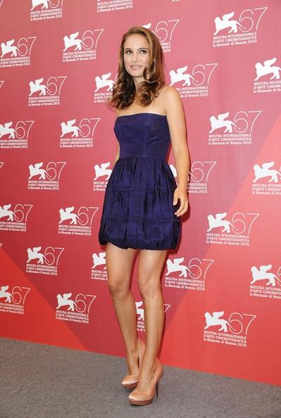Venezia 2010: Natalie Portman presenta Black Swan