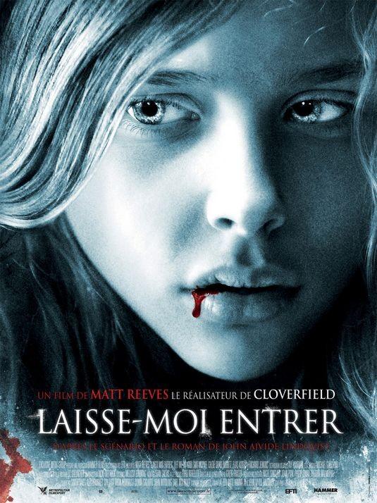 Poster francese per il film Let Me In