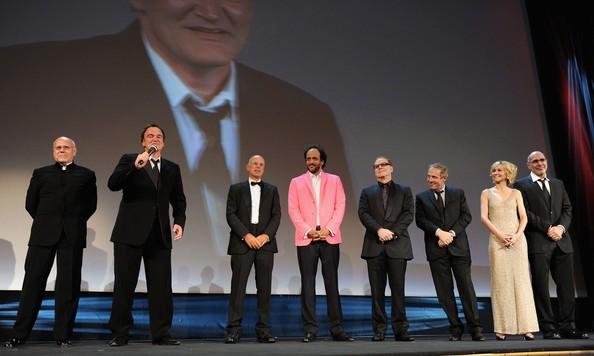Venezia 2010: la giuria della 67esima Mostra del Cinema, guidata da Tarantino