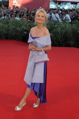 Venezia 2010: una fascinosa Barbara Bouchet
