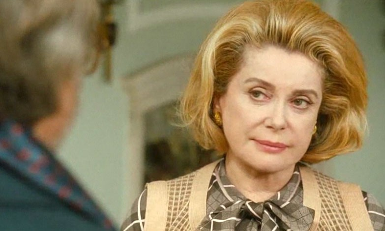 Catherine Deneuve nel film Potiche