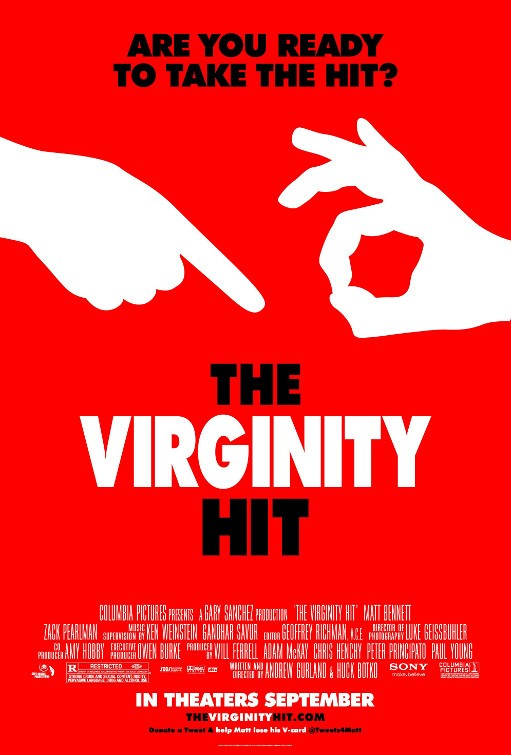 Nuovo poster per The Virginity Hit