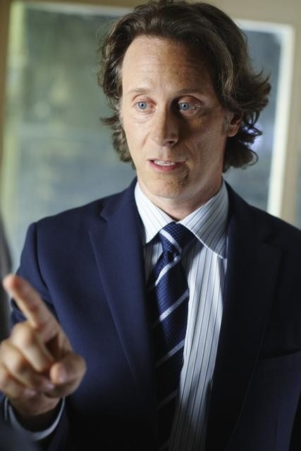 Steven Weber nell'episodio This Is Why We Stay di Happy Town