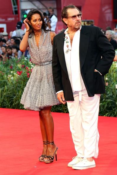 Venezia 2010: Rula Jebreal e Julian Schnabel presentano il film Miral