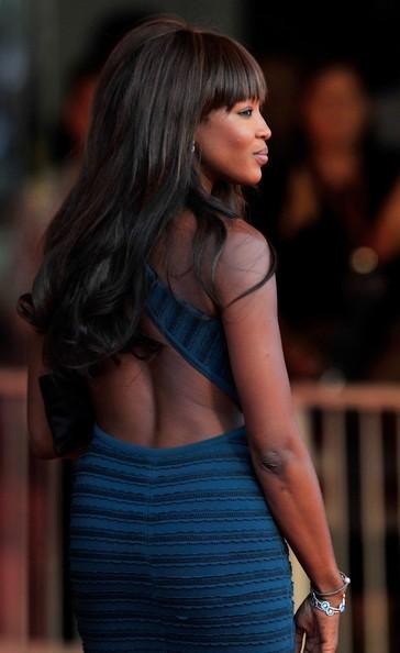 Venezia 2010: una splendida Naomi Campbell