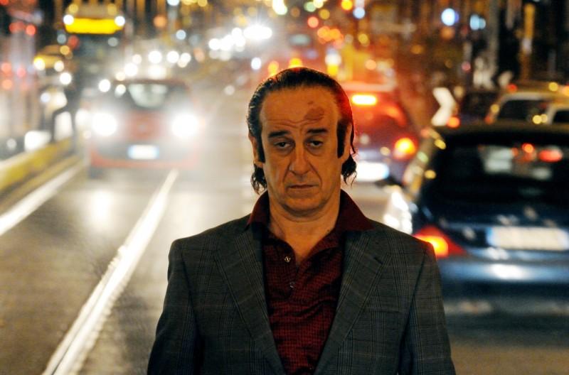 Toni Servillo in una scena del film Gorbaciof (2010)