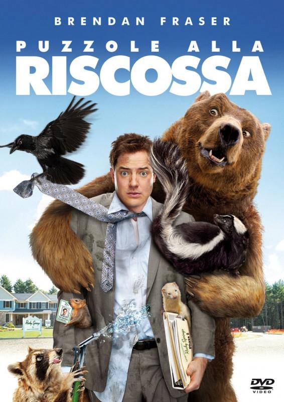 La copertina di Puzzole alla riscossa (dvd)