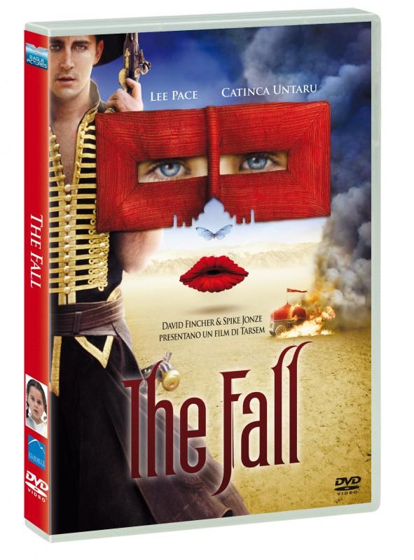 La copertina di The Fall (dvd)