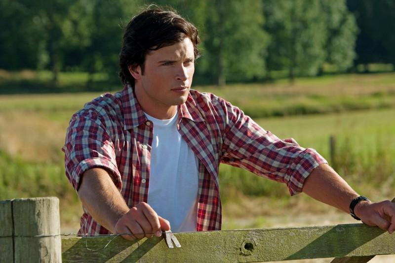 Tom Welling è Clark Kent nell'episodio Lazarus di Smallville