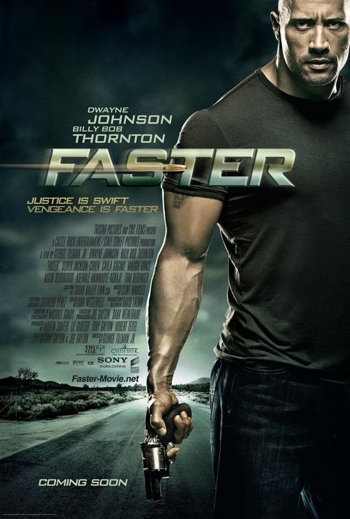 Nuovo poster per Faster