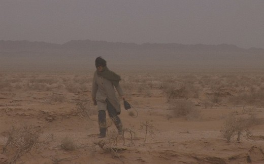 Una scena del cinese La fosse (The Ditch), film a sorpresa di Venezia 2010