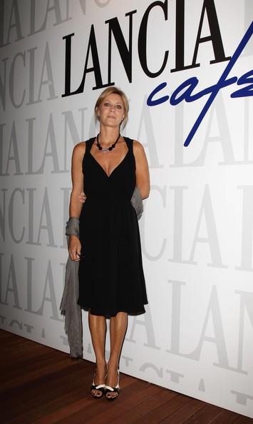 Venezia 2010: Margherita Buy a un evento Lancia Cafè