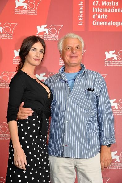 Venezia 2010, Michele Placido, autore di Vallanzasca, presenta il film accanto a Paz Vega