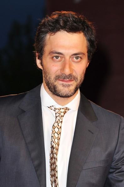 Venezia 2010, Filippo Timi sul red carpet della premiere di Vallanzasca, di Placido