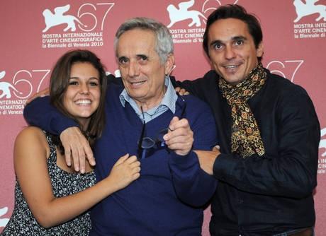 Elena, Piergiorgio e Marco Bellocchio presentano Sorelle Mai a Venezia 2010