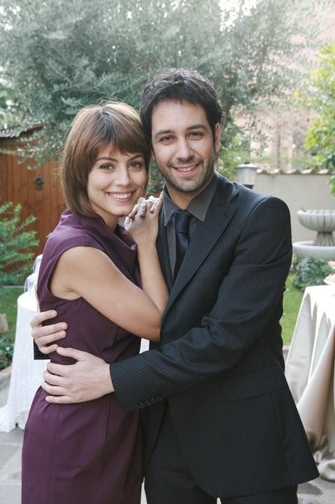 Matteo Branciamore ed Alessandra Mastronardi ne I Cesaroni 4