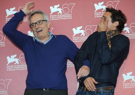 Piergiorgio e Marco Bellocchio presentano Sorelle Mai a Venezia 2010