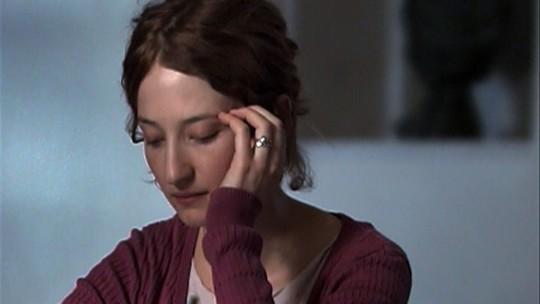 Alba Rohrwahcer in una scena del film Sorelle Mai