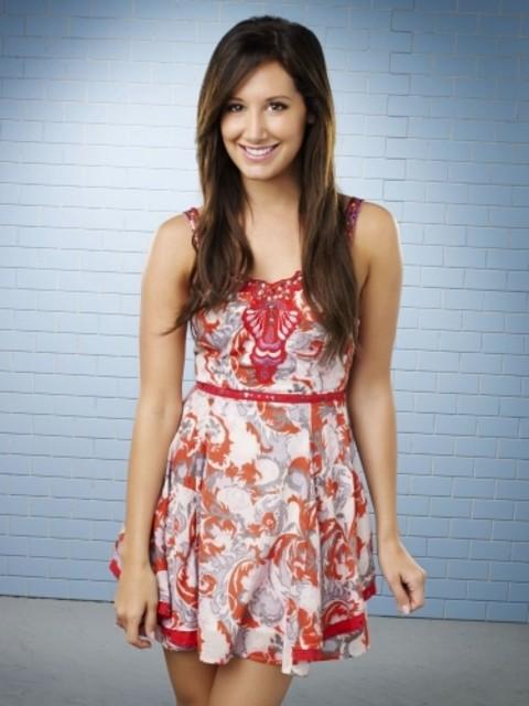 Ashley Tisdale in una foto promozionale di Hellcats