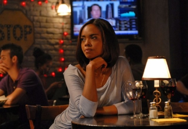 Sharon Leal nell'episodio I Say A Little Prayer della serie Hellcats
