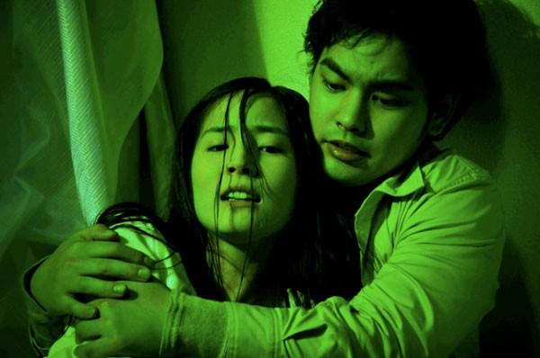 Una scena dell'horror The Shock Labyrinth 3D (2010)