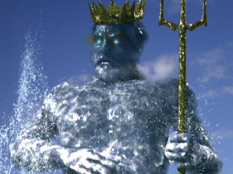una scena tratta dall\'episodio Xena e la galea maledetta