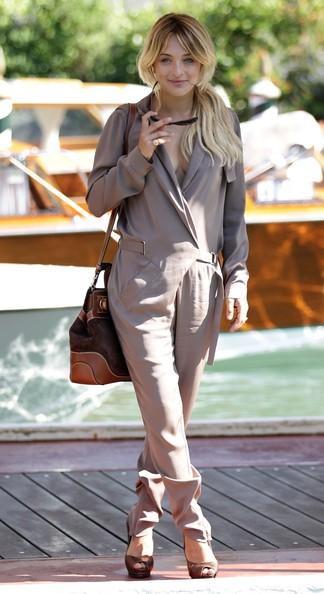 Venezia 2010: un'immagine di Carolina Crescentini