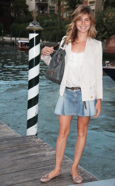 Venezia 2010: una foto di Vittoria Puccini